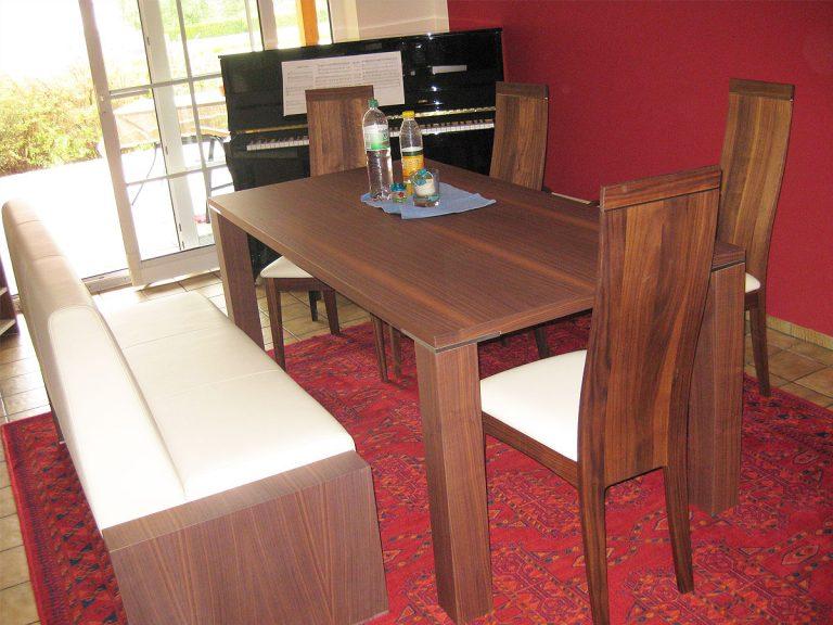 tisch-stuhl-bankkombination